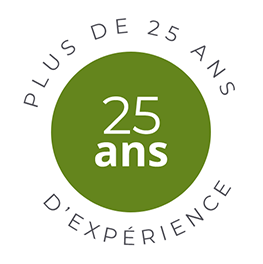 25ans experience