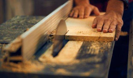 Découpe de bois sur mesure